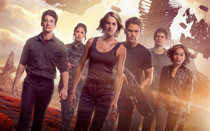 The divergent series allegiant 2016-Movie High Quality Wallpaper Views:1545