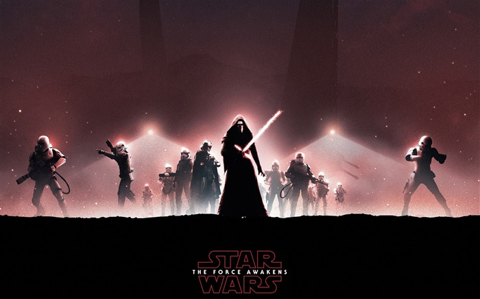 kylo ren the force awakens-Movie High Quality Wallpaper Views:1797