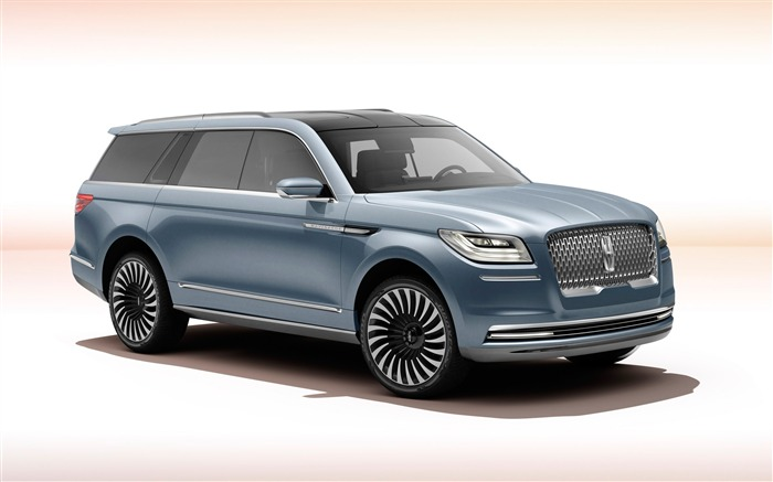 2016 Lincoln Navigator Concept Car HD Wallpaper Views:8395