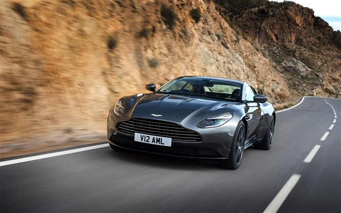 2017 Aston Martin DB11 Luxury Car HD Wallpaper Views:7745