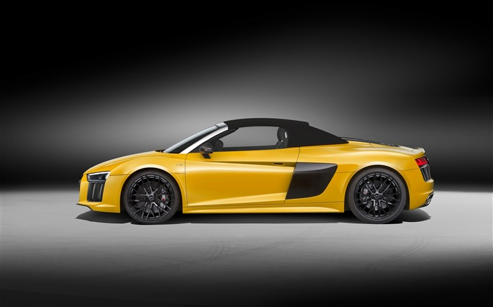 2017 Audi R8 Spyder V10 Auto HD Wallpaper 22 Views:1489