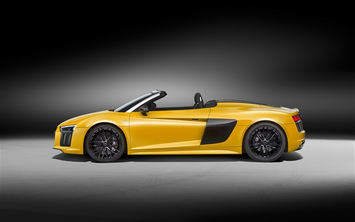 2017 Audi R8 Spyder V10 Auto HD Wallpaper 23 Views:1100