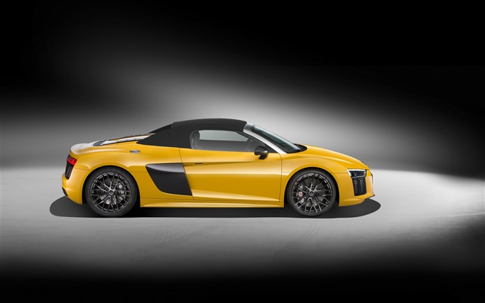 2017 Audi R8 Spyder V10 Auto HD Wallpaper 25 Views:1310