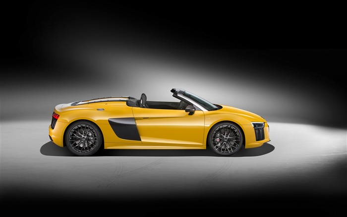 2017 Audi R8 Spyder V10 Auto HD Wallpaper 26 Views:1328