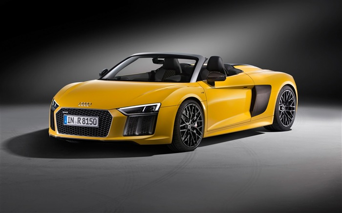 2017 Audi R8 Spyder V10 Auto HD Wallpaper 29 Views:1060