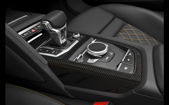 2017 Audi R8 Spyder V10 Auto HD Wallpaper 33 Views:1315