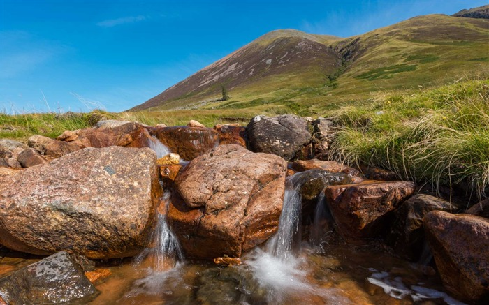 Western Highlands Scotland Ingo Scholtes Photo Wallpaper Views:5610