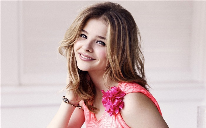 Chloe Moretz Beautiful Actress 2016 Photo Wallpaper Views:4558