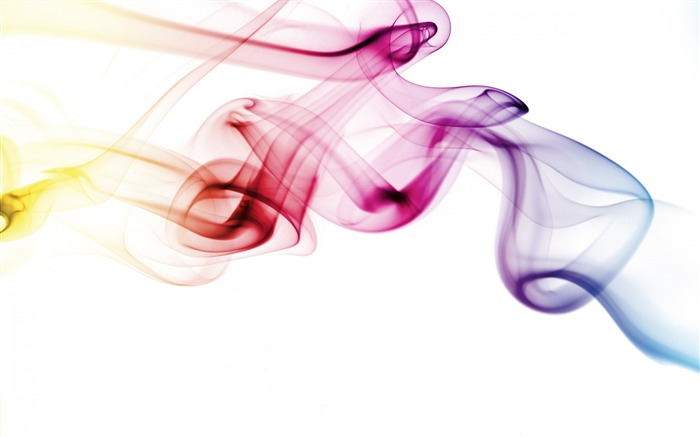 Colored smoke abstract-High Quality Wallpaper Views:4654 Date:4/11/2016 7:21:33 AM