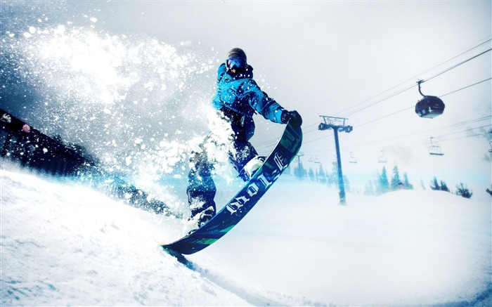 Windows ski snowboard outdoor-Sports Poster Wallpapers Views:1182