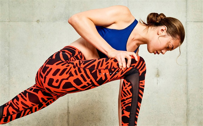Women lady fitness workout-Sports Poster Wallpapers Views:1324