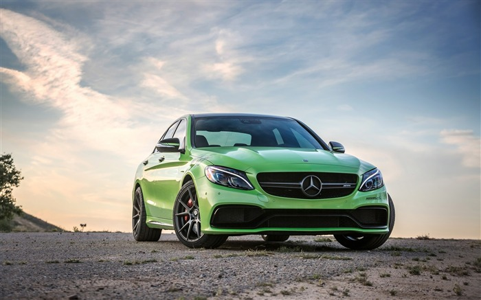 2016 Vorsteiner Mercedes-AMG C63 HD Wallpaper 26 Views:1164