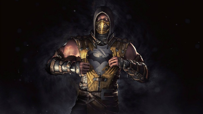 Batman-Mortal Kombat X 2016 Game Wallpaper Views:7030 Date:5/11/2016 7:08:10 AM