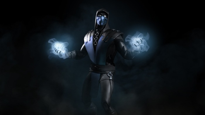 Blue steel sub zero-Mortal Kombat X 2016 Game Wallpaper Views:4670 Date:5/11/2016 7:16:56 AM