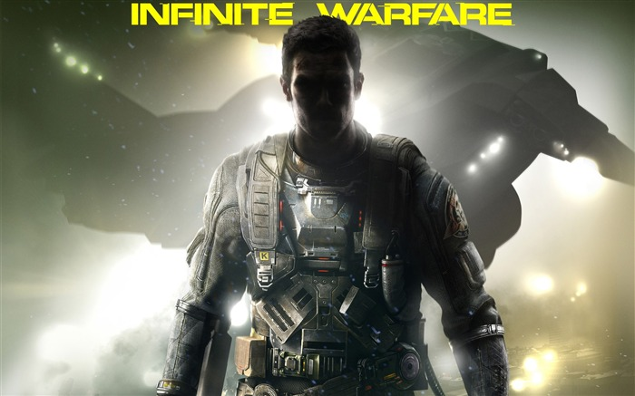 Call Of Duty Infinite Warfare-Game Posters HD Wallpaper Views:2238