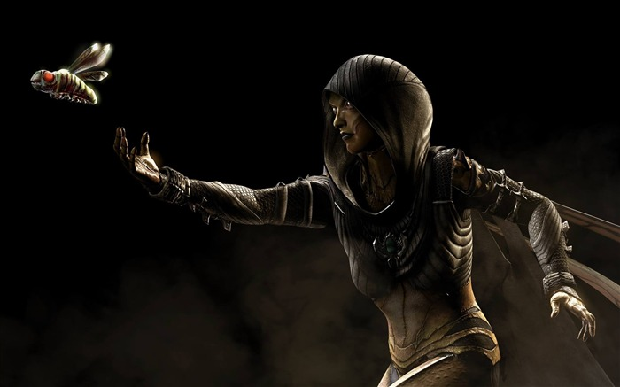 Dvorah-Mortal Kombat X 2016 Game Wallpaper Views:3465 Date:5/11/2016 7:10:05 AM
