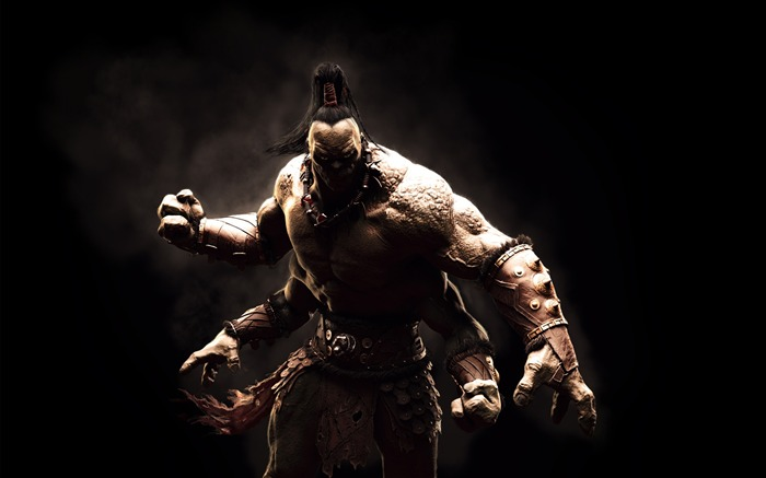 Goro-Mortal Kombat X 2016 Game Wallpaper Views:4236 Date:5/11/2016 7:12:10 AM