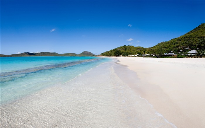 Hermitage bay antigua barbuda-Nature Scenery HD Wallpaper Views:1779