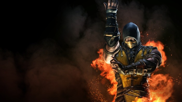 Inferno scorpion-Mortal Kombat X 2016 Game Wallpapers Views:6538 Date:5/11/2016 7:19:15 AM