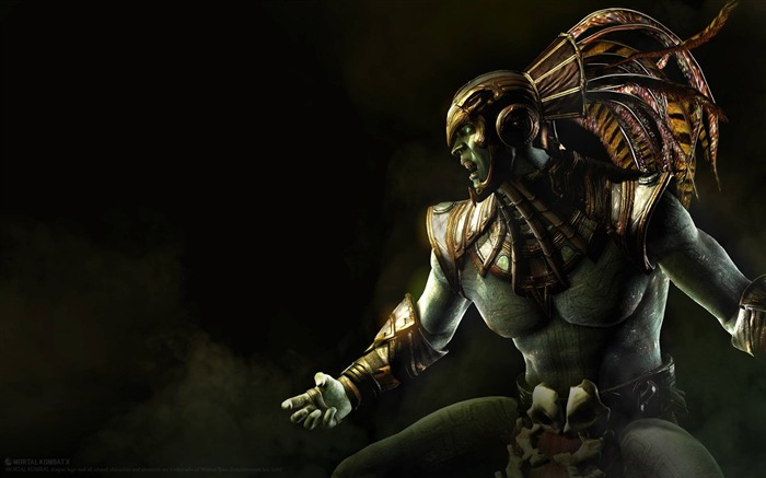 Kotal Kahn-Mortal Kombat X 2016 Game Wallpaper Views:3034 Date:5/11/2016 7:13:52 AM