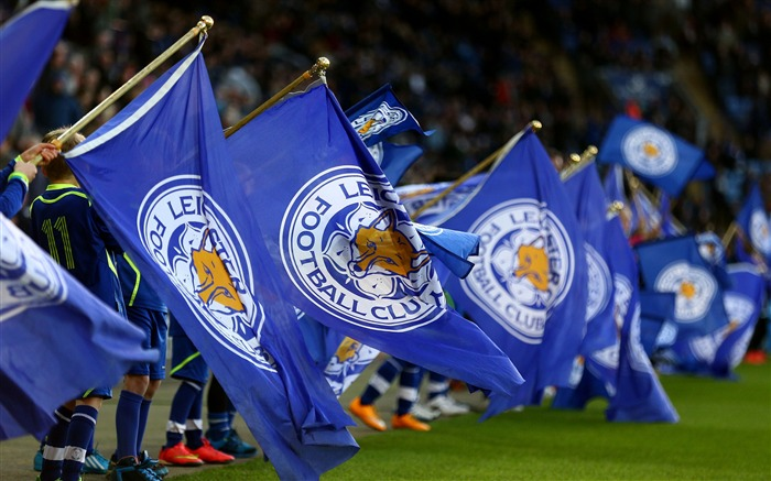 Leicester City Football Club Champions HD Wallpaper 01 Views:6365 Date:5/3/2016 7:06:36 AM
