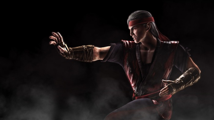 Liu Kang-Mortal Kombat X 2016 Game Wallpaper Views:4539 Date:5/11/2016 7:15:18 AM