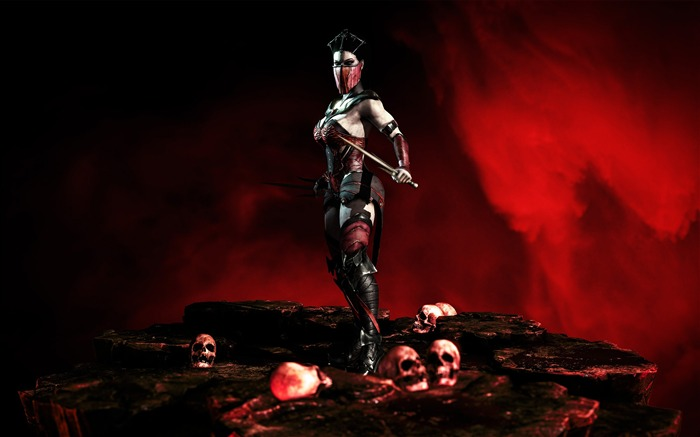 Mileena-Mortal Kombat X 2016 Game Wallpapers Views:5729 Date:5/11/2016 7:20:27 AM
