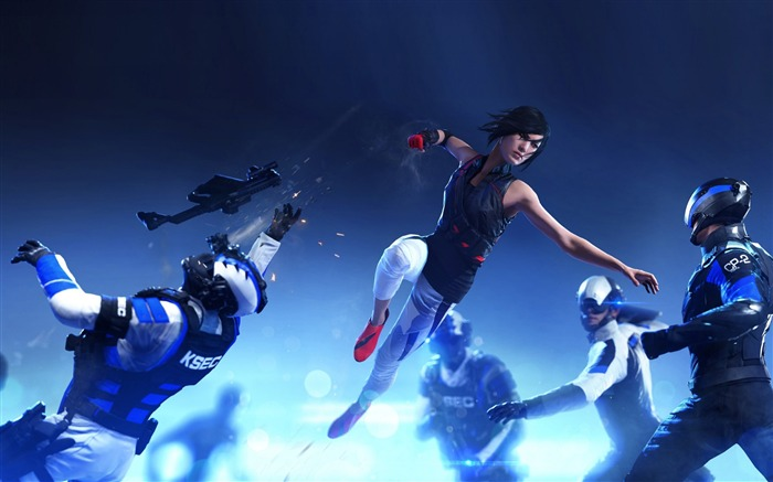 Mirrors edge catalyst faith connors-Game Posters HD Wallpaper Views:1903