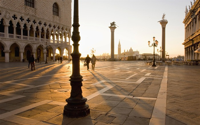 Piazza san marco-Venice Italy Travel HD wallpaper Views:2059