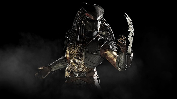 Predator-Mortal Kombat X 2016 Game Wallpapers Views:4245 Date:5/11/2016 7:26:20 AM