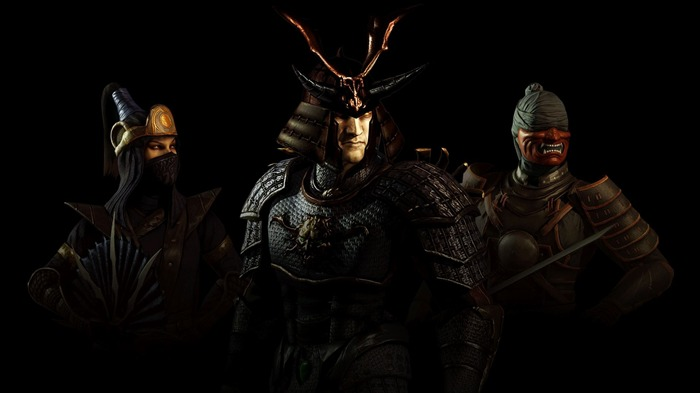 Samurai Pack-Mortal Kombat X 2016 Game Wallpapers Views:3796 Date:5/11/2016 7:21:24 AM