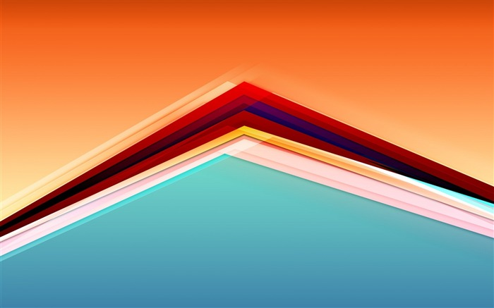 Vector abstract art design theme HD Wallpaper Views:4546