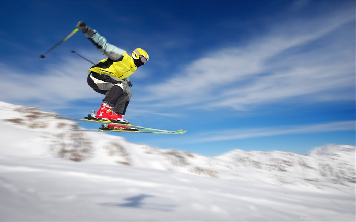 Snow Mountain Snowboarding Extreme HD Wallpaper 02 Views:2913 Date:5/22/2016 11:01:42 AM