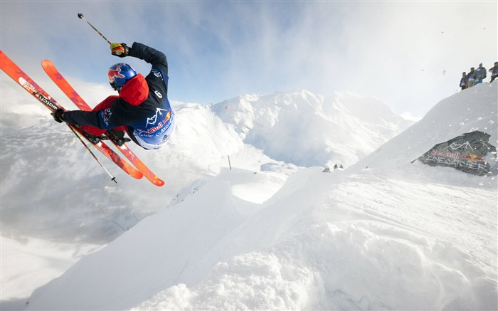 Snow Mountain Snowboarding Extreme HD Wallpaper 03 Views:3152 Date:5/22/2016 11:02:12 AM