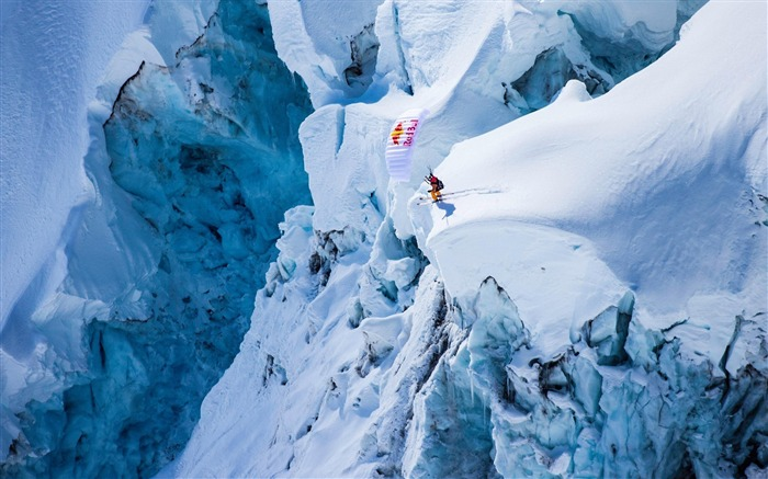 Snow Mountain Snowboarding Extreme HD Wallpaper 10 Views:3313 Date:5/22/2016 11:06:24 AM