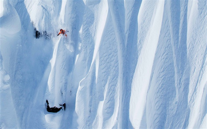 Snow Mountain Snowboarding Extreme HD Wallpaper 11 Views:2712 Date:5/22/2016 11:07:06 AM