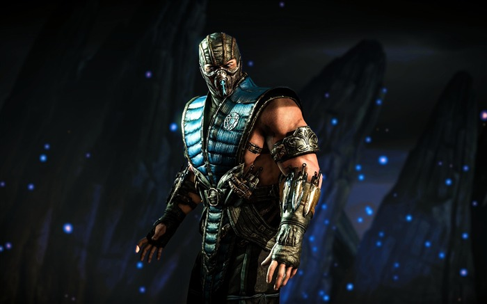Sub zero klassic tower-Mortal Kombat X 2016 Game Wallpaper Views:4667 Date:5/11/2016 7:07:22 AM