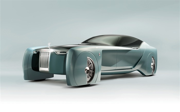 2016 Rolls-Royce Vision Next 100 Auto HD Wallpaper Views:2492