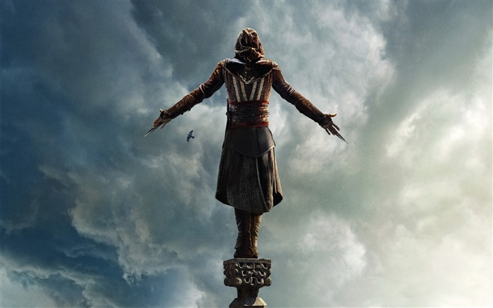 Assassins creed 2016-Movies Posters HD Wallpaper Views:2835
