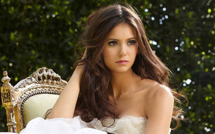 Beautiful nina dobrev-Photo HD Wallpaper Views:1516