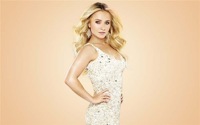 Beauty actress hayden panettiere-Photo HD Wallpaper Views:2256
