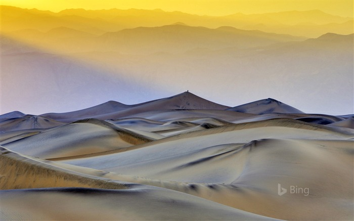 California Death Valley National Park-2016 Bing Wallpaper Views:2004