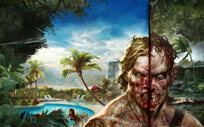 Dead island definitive edition-Game Posters HD Wallpaper Views:2431