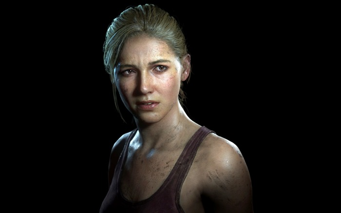 Elena fisher uncharted 4-Game Posters HD Wallpaper Views:4034