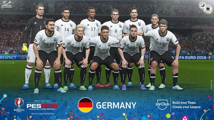 Germany-UEFA Euro 2016 France HD Wallpaper Views:2390 Date:6/4/2016 9:08:37 AM