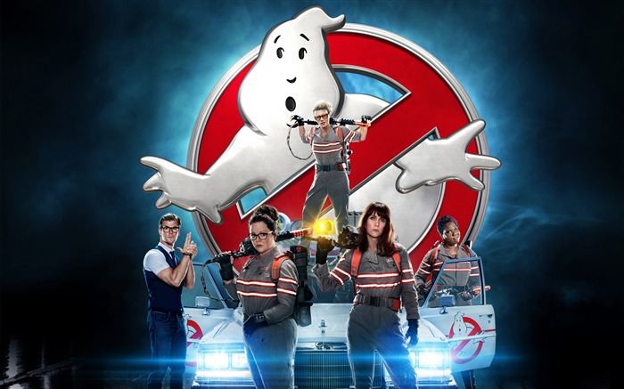 Ghostbusters-Movies Posters HD Wallpaper Views:1810
