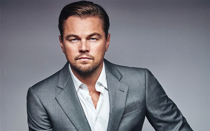 Leonardo Dicaprio-High Quality HD Wallpaper Views:1509