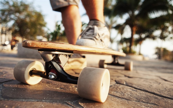 Local skateboarding-2016 Sport HD Wallpaper Views:2344