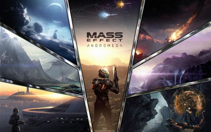 Mass Effect Andromeda-Game Posters HD Wallpaper Views:2071