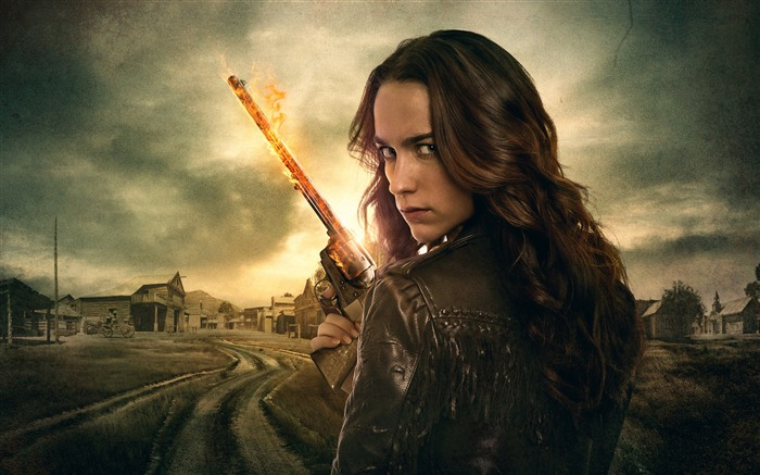Melanie Scrofano Wynonna Earp-Movies Posters HD Wallpaper Views:6419